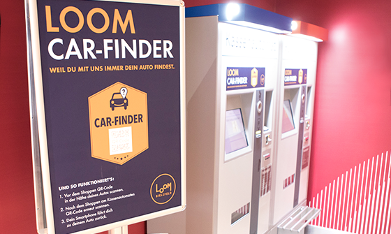 Car-Finder caja